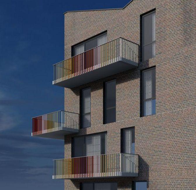 Balkonsystem