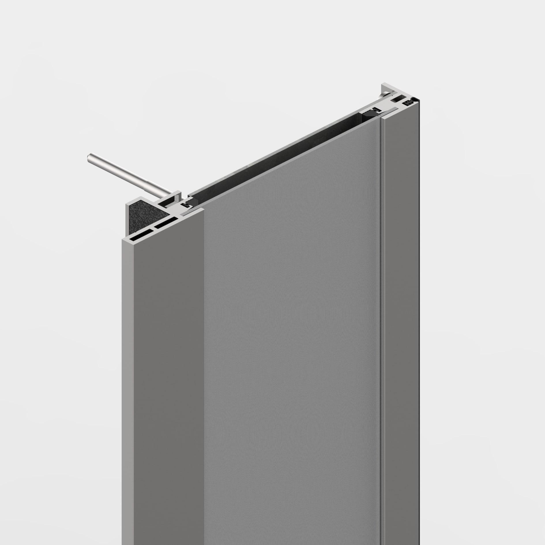 Aluminiumzarge